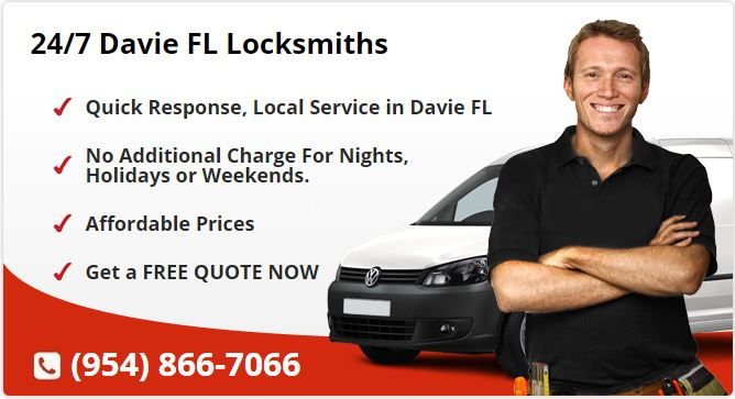 24 Hour Locksmith Davie FL